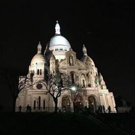 Basilica of the Sacré-Cœur, Montmartre, #Paris, #France Regram @kevsworldtravels