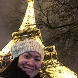 regram @joysayat Wouldn't miss this for the world!!! Selfie with d #eiffeltower #expatexplore #joytravels #joyineurope #joyinparis #joyinfrance #paris 🇫🇷