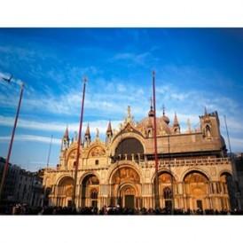 regram @i.am.mark.lester Stunning church of San Marco, #Venice #Italy