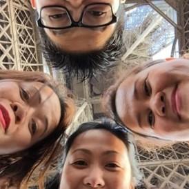 Where's the Eiffel Tower? regram @rmystique78