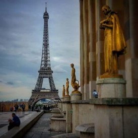 Day 1 of the #ExpatExplore #EuropeEscape tour - arriving in the city of light and love, #Paris! Follow Jamie (@skykapture) as he captures each day on the road as a tour leader during the (very) busy summer #travel season in #Europe!