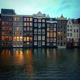 Day 1 of the #ExpatExplore #EuropeanVistas tour - start in #Amsterdam and experience the city from a unique perspective as we take you on a canal cruise. Later, your tour leader will introduce you to the infamous Red Light District! Follow Jamie (@skykapture) as he captures each day on the road as a tour leader during the (very) busy summer #travel season in #Europe!