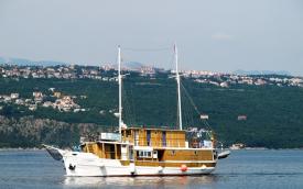 Croatia Sailing Boat