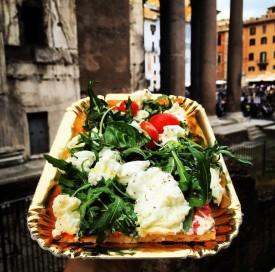 Italy Caprese Salad
