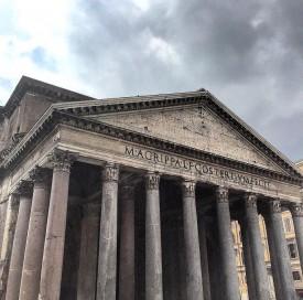 Italy Rome Pantheon