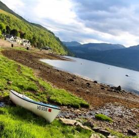 Loch Scotland