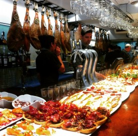 Spain Pintxos Bar